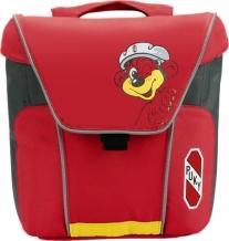 Puky DT3 bagāžnieka soma sarkana (9783) (W)