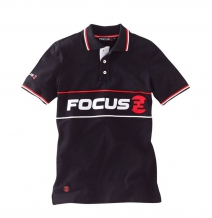 Focus Retro Polo krekls (X)