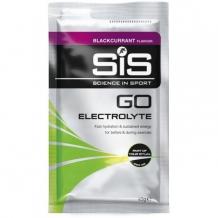 SIS GO Electrolyte Blackcurrant 40g / Pulveris ogļhidrātu dzēriena pagatavošanai upeņu