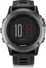 Garmin fēnix 3 Performance Bundle pelēks GPS sporta pulkstenis (010-01338-11) (W)