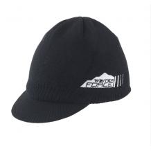 Force ziemas cepure ar nagu melna (S)