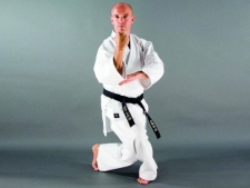 Kamikaze Standard JKA Gi karate kimono balts (W)