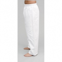 Phoenix karate/tradicionālās kimono bikses baltas (W)