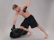 Phoenix MMA šorti melni (W)