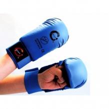 SPORTSMASTER (SMAI) EKF Karate cimdi zili