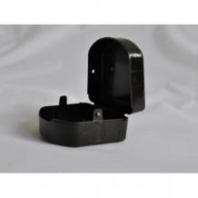 Shield kapas kastīte melna melna