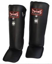 Twins ādas kāju aizsargi (W)