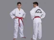 Phoenix Standard Edition Taekwondo doboks (ar uzrakstu)