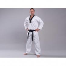 Wacoku WTF SUMMIT Taekwondo tērps ar melnu apkakli (X)