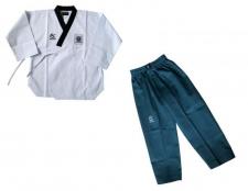 Wacoku Poomsae Dan WTF Taekwondo sieviešu doboks (W)