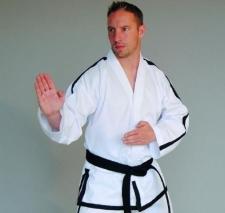 Phoenix Instructor Taekwondo uniforma ar izšuvumu (W)
