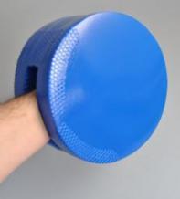 Taktiskā ķepa treniņiem zila