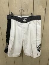King MMA-1 Šorti Balti Izmērs L (X)