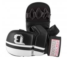 Booster BGGL 12 MMA cimdi melni/balti (X)