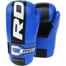 RDX New Semi Contact Gloves SCG-X1 boksa cimdi zili