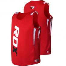 RDX X-5R krekls sarkans/balts (X)