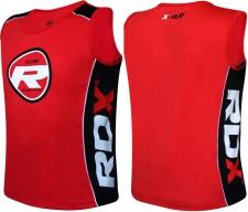 RDX X-4R krekls sarkans/melns (X)