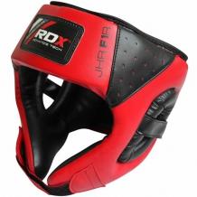 RDX HEAD GUARD NEW JHR-F1R aizsargķivere sarkana (X)