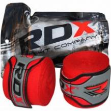 RDX HAND WRAPS saites sarkanas