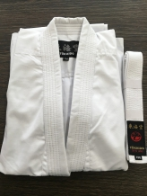 Tokaido Japan karate kimono