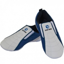 Budo Nord Zest cīņu apavi balti/zili (X)