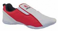 Budo Nord Zest cīņu apavi balti/sarkani (X)