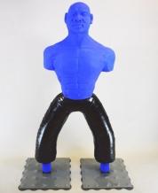 Phoenix pilna auguma stacionārais boksa maiss zils