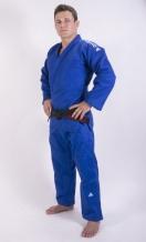 Adidas Champion II Gi IJF džudo kimono zils (X)