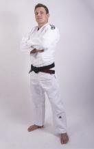 Adidas Champion II Gi IJF džudo kimono balts (X)