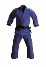 Adidas Elite IJF J800 džudo kimono zils (X)