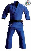 Adidas Champion IJF J930 džudo kimono zils (X)