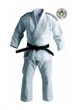 Adidas Champion IJF J930 džudo kimono balts (X)