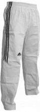 Adidas Taekwondo BIKSES TRAINING PANTS (3S) balts