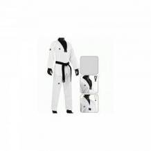 Adidas Taekwondo DOBOKI ELITE V-NECK UNIFORM balts