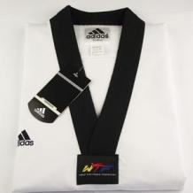 Adidas Taekwondo DOBOKI FIGHTER UNIFORM balts