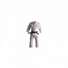 Adidas Taekwondo DOBOKI OPEN UNIFORM balts (X)