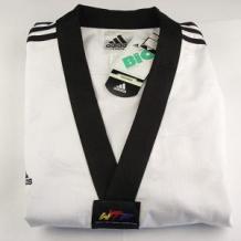 Adidas Taekwondo DOBOKI SUPER MASTER balts (X)