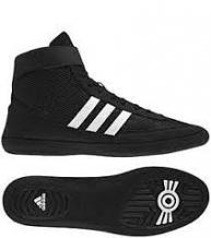 Adidas cīņas apavi combat speed.4 BLACK1/RUNWHT/BLACK1