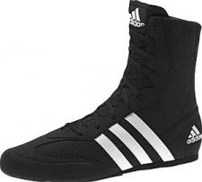 Adidas boksa apavi box hog.2 BLACK1/RUNWH (W)
