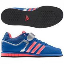 Adidas Powerlift 2 svarcelšanas apavi zili (W)