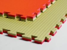 Phoenix Doitsu tatami zaļš/sarkans