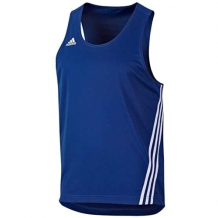 Adidas Base Punch TopM boksa krekls zils/balts (W)