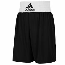 Adidas Base Punch boksa šorti melni/balti (W)