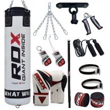 RDX PBR X1W boksa maiss balts (X)