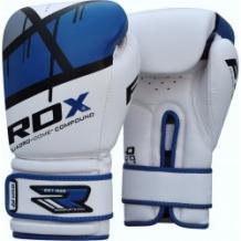 RDX QUADRO-DOME Fitness BGR-F7 boksa cimdi zili