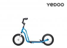 Yedoo One 01 skrejritenis zils