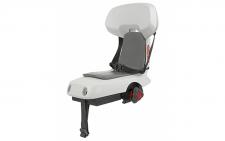 Polisport Guppy Junior bērnu krēsliņš pelēks 22-35kg (W)