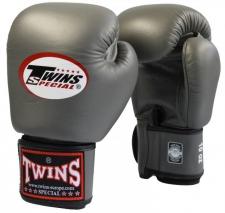 Twins ādas boksa cimdi pelēki (W)