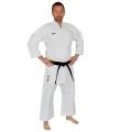SMAI SX Kata Gold Karategi WKF 14oz kaarte kimono balts