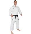 SMAI SX Kata Silver WKF karate kimono balts (W)
